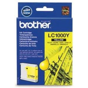 Brother LC-1000Y Geel 9,0ml (Origineel)