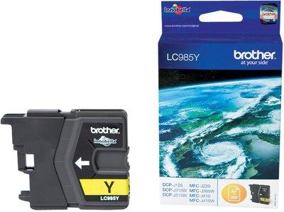 Brother LC-985Y Geel 4,0ml (Origineel)