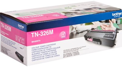 Brother TN-326M Magenta 3.500 pagina`s (Origineel)