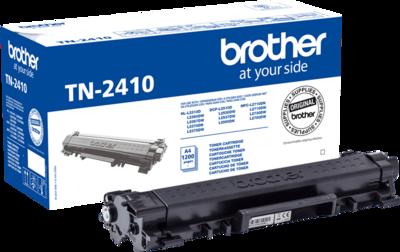 Brother TN-2410 Zwart 1.200 pagina`s (Origineel)