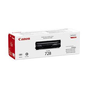 Canon 728 Zwart 2.100 pagina`s (Origineel)