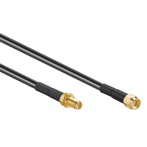 Goobay Antenne Verlengkabel 1m. RP-SMA