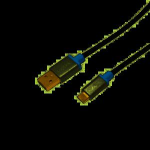 USB 2.0 A --> micro B 1.50m LogiLink Premium