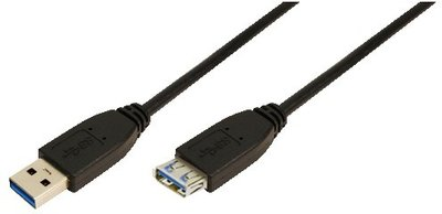 USB 3.0 A --> A 3.00m Verlenging LogiLink