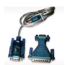 Adapter USB --> Serieel LogiLink incl. 25-pin Adapter
