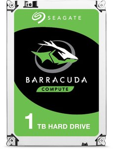 1,0TB Seagate Desktop BarraCuda SATA3/64MB/7200rpm
