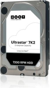 1,0TB HGST Ultrastar DC HA210 SATA3/128MB/7200rpm