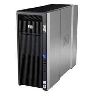 HP Z800 Workstation X5650-16GB-500GB/FX3800-Windows 10 Pro
