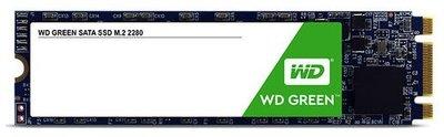 120GB M.2 SATA3 WD Green 3D/TLC/545/430 Retail