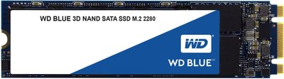 250GB M.2 SATA3 WD Blue 3D/TLC/550/525 Retail