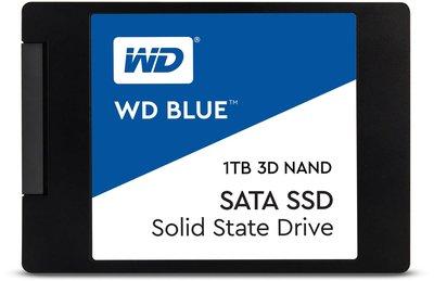 """1TB 2,5"""" SATA3 WD Blue 3D/TLC/560/530 Retail"""