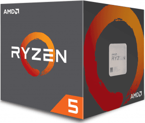 AM4 AMD Ryzen 5 2600 65W 3.4GHz 19MB BOX