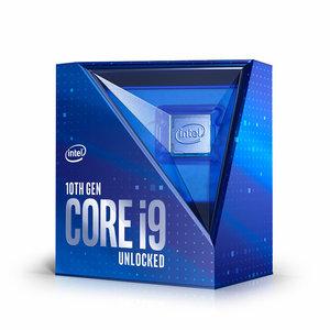 1200 Intel Core i9 10900F 65W / 2,8GHz / BOX / No GPU