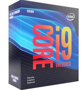1151 Intel Core i9 9900KF 95W / 3,6GHz / BOX / No GPU