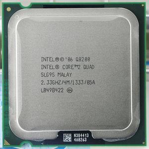 Intel Core™2 Quad Q8200 Socket:  LGA775