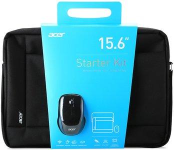 """Tas 15,6"""" Acer Starter KIT - Tas + draadloze muis"""