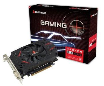 550 BIOSTAR RX 4GB/DP/HDMI/DVI