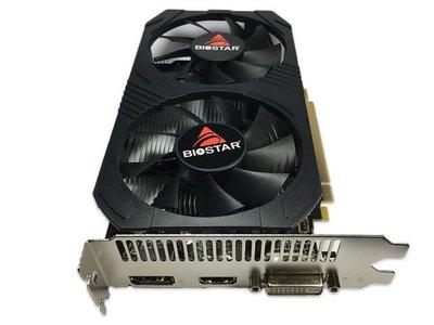 560 BIOSTAR RX Dual Fan 4GB/DP/HDMI/DVI