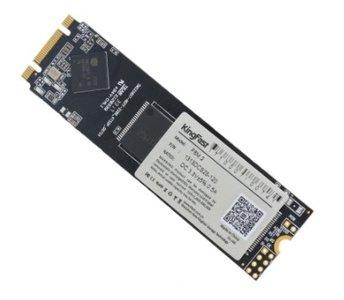 256GB M.2 PCIe NVMe Kingfast F8N 3D/TLC/1750/800 Bulk