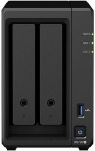 Synology Plus Series DS720+ 2-bay/USB 3.0/eSATA/GLAN