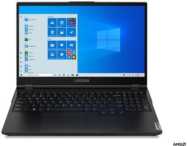 "Lenovo 15,6"" Ryzen 5/8GB/512GB NVMe/FHD/GRA/W10/Zwart"