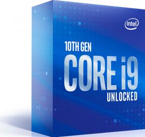 1200 Intel Core i9 10850K 125W / 3,6GHz / BOX /No Cooler