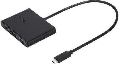 Adapter USB-C --> Multipoort HDMI, USB-C, USB Targus