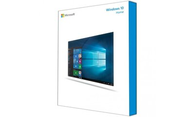 Microsoft Windows 10 Home 64bit DVD OEM