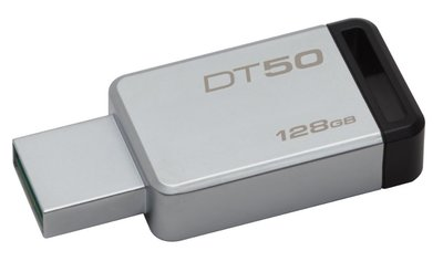 Kingston Flash Drive DataTraveler 50 128GB