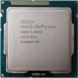 Intel core I3-3240 Socket 1155