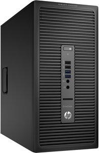 HP Elitedesk 705 G1 MT Intel AMD A4-7300B - 4GB - 500GB - DVD-RW - Wind 10