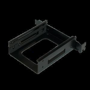 Bracket voor een 2x 2.5 inch HDD/SSD